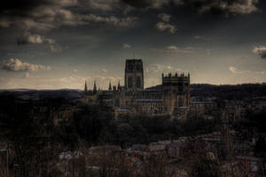 Old Cathedral of Durham by tomas-cinga
