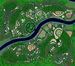 Capital city of the kingdom of Malaia Complete