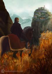 Sky Kingdom by Pajrtking