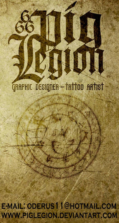 666 piglegion by piglegion