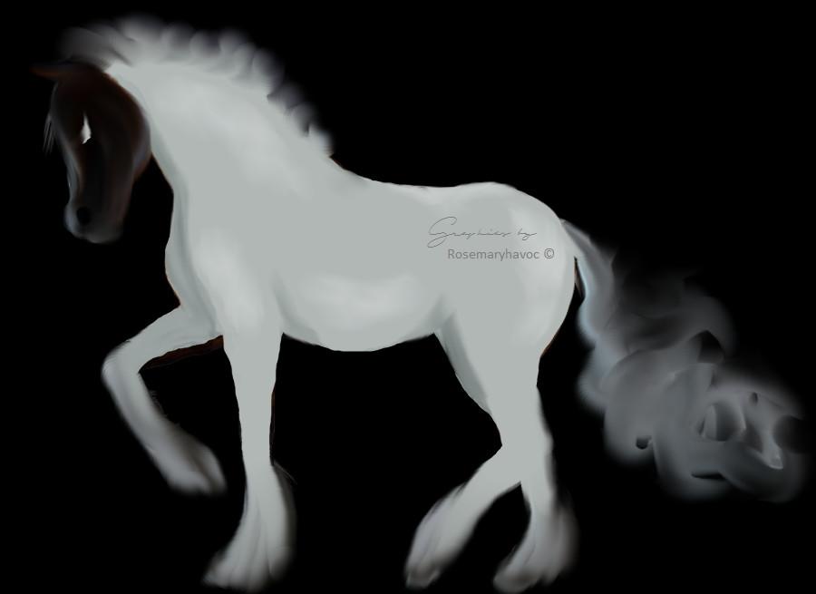 Horse by Rosemaryhavoc