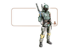 Boba Fett Final version by daveydingdong