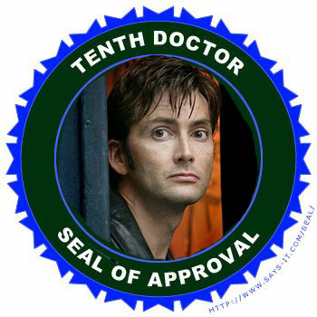 Seal of Approval 10 of 10 by Carthoris