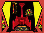 Klingon D7 Wallpaper 1