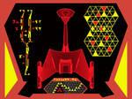 Klingon D7 Wallpaper 2