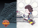 Fourth Doctor Wallpaper