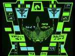 Romulan Bird of Prey Wallpaper