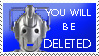 Cyberman Stamp by Carthoris