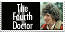 Fourth Doctor Stamp by Carthoris