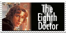 Eighth Doctor Stamp by Carthoris