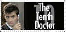 Tenth Doctor Stamp by Carthoris
