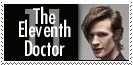 Eleventh Doctor Stamp by Carthoris