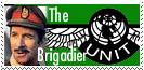 The Brigadier Stamp by Carthoris