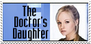 Doctor's Daughter Stamp by Carthoris