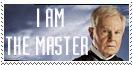 Derek Jacobi Master Stamp by Carthoris