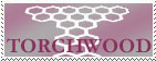 Torchwood Stamp, 1 of a set by Carthoris