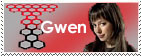 Torchwood Stamp - Gwen by Carthoris