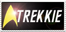 Trekkie Stamp by Carthoris