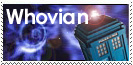Whovian Stamp by Carthoris
