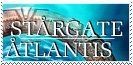 STARGATE ATLANTIS Stamp by Carthoris