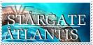 STARGATE ATLANTIS Stamp by Carthoris