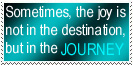 Journey Stamp by Carthoris