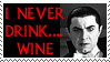 Dracula Stamp by Carthoris