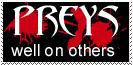 Preys Stamp by Carthoris