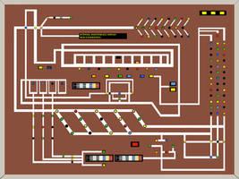 TOS Engineering Wallpaper by Carthoris