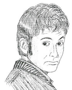 David Tennant Sketch