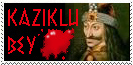 Kaziklu Bey Stamp by Carthoris