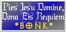 Monty Python Chant Stamp