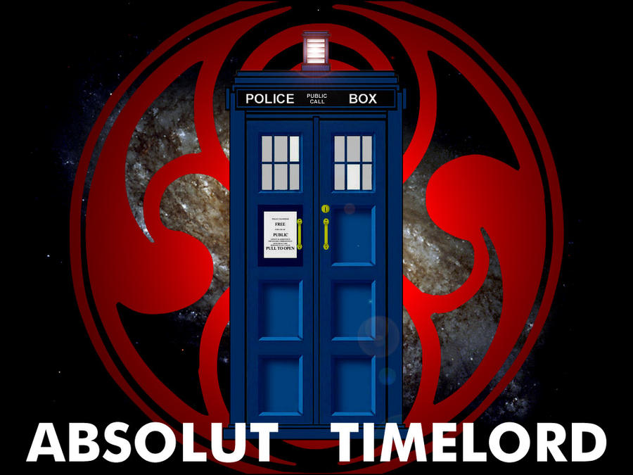 Absolut Timelord by Carthoris