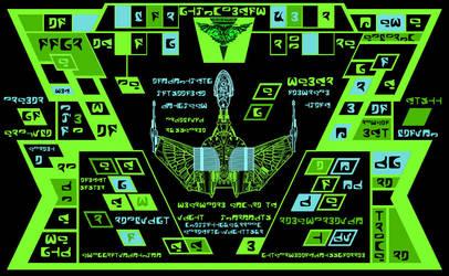 Romulan BoP Wallpaper Variant