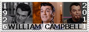 William Campbell Stamp by Carthoris