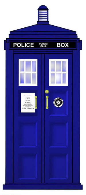 Hartnell Smith TARDIS