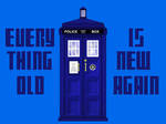 TARDIS Wallpaper 2