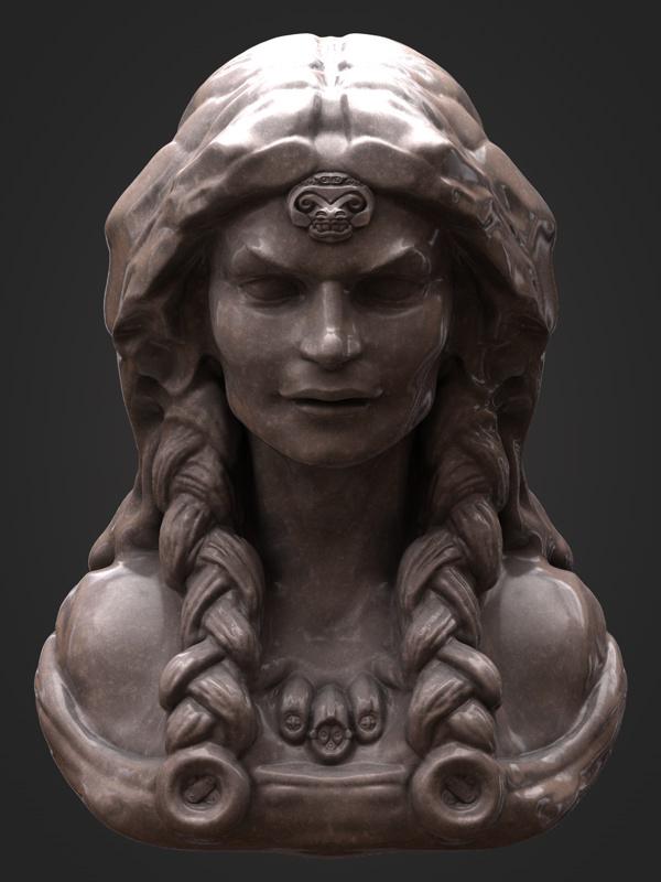 Sculptris test by Jonathan7