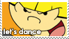 Let's Dance Stamp by OrionStorm