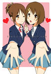 Ui and Yui