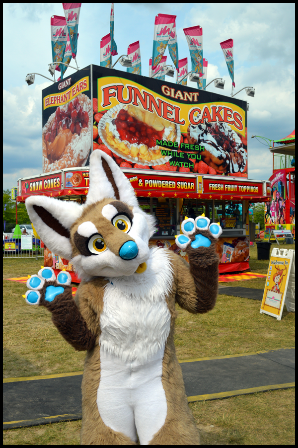 Funnel Cakes! by Ryoxi