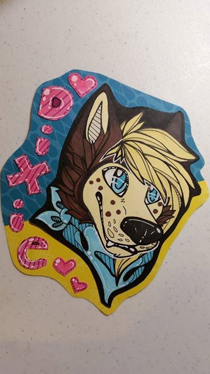 Dixie Badge by Ryoxi