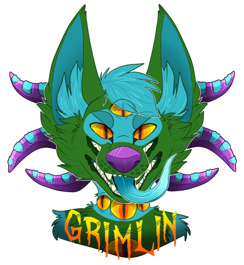 Grimlin Bust by Ryoxi