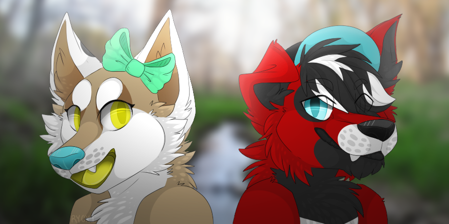 Enigma and Ryo Icons by Ryoxi