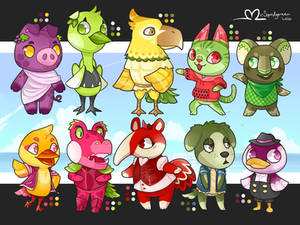 Animal Crossing Adopts - 6/10 OPEN | PAYPAL ONLY