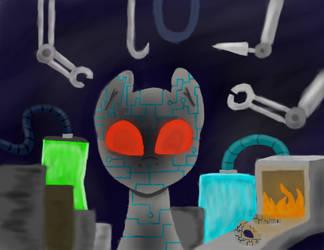Robot factory.. by Chepu02