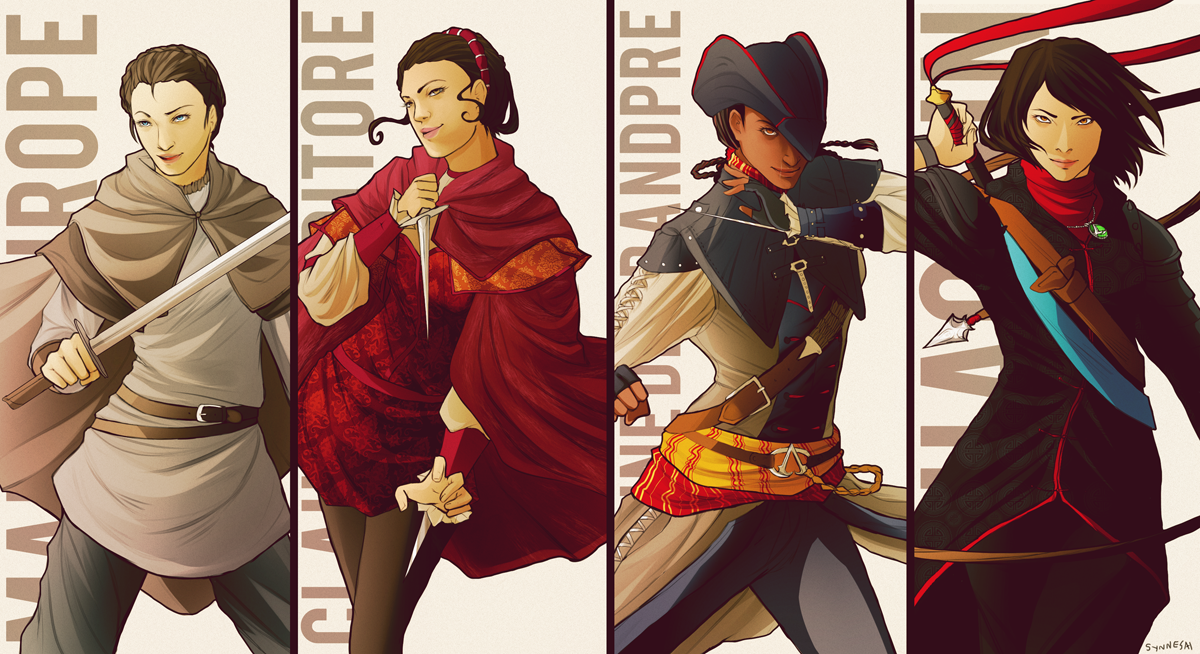 Ac On Tumblr A Whole New World A Fun Thread For All Fanart