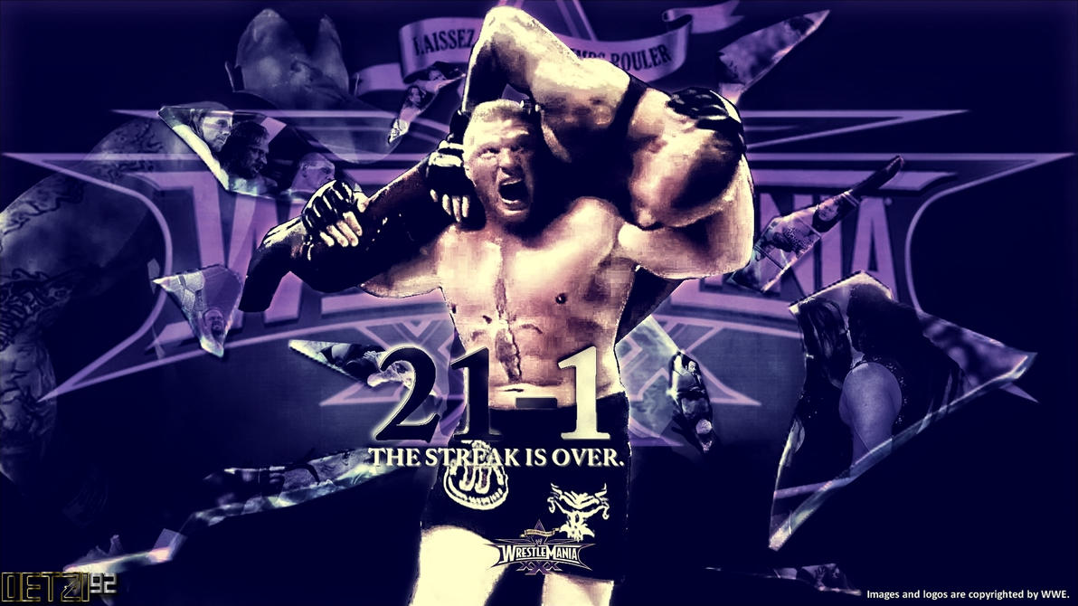 21 1 The Streak Is Over Wallpaper By Oetzi92 On DeviantArt