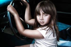 Child Driver by xmisslizx