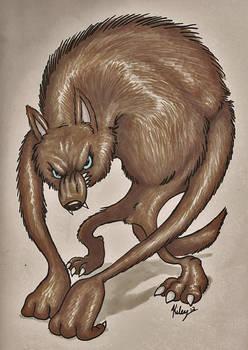 Loopy Werewolf